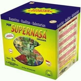 Pupuk Organik Padat SuperNasa 3kg