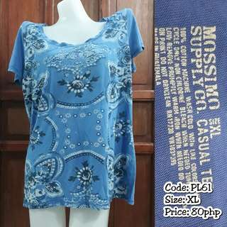 MOSSIMO PLUS SIZE BLOUSE