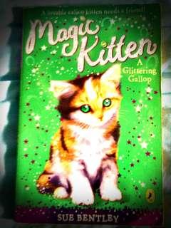 Magic Kitten- A Glittering Gallop