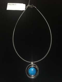 Lumiere Light Blue Aqua Necklace RRP$59.95
