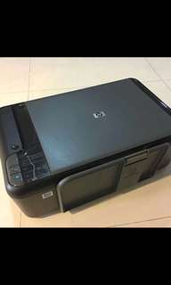 Hp Desktop F2410 Printer
