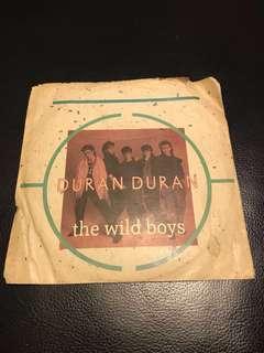 "Duran Duran 7"" single Vinyl - The Wild Boys"