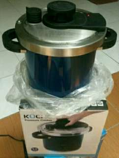 Panci Pressure Cooker