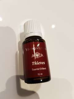 Young Living Thieves 15ml Essential Oil