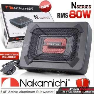 Nakamichi NBF618A Active Sub-woofer