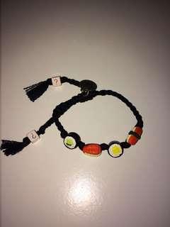 designer sushi bracelet