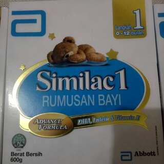 Similac Stage 1