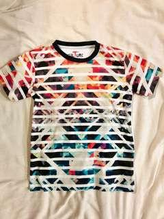 Culture Tee Aztec Shirt