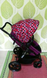 Stroller sweetcherry vetro - cod ampang/sg.buloh