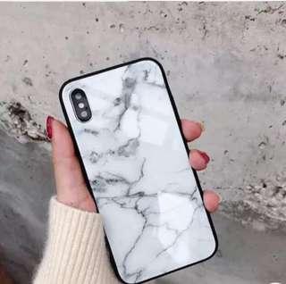 鏡面大理石手機殼