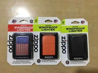 Zippo 打火機
