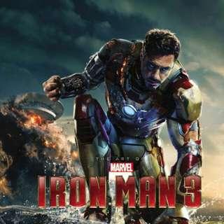 The Art of Iron Man 3 ( Hardcover - Slipcased)