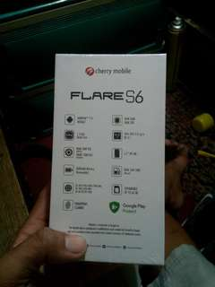 cherry mobile flare s6
