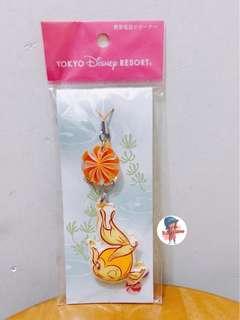 小木偶 金魚 電話繩