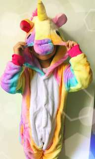 Unicorn Onsie (Multicoloured)