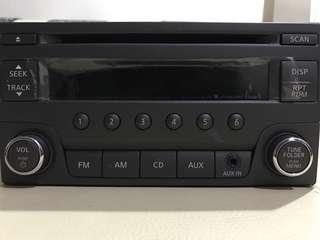 Nissan livina radio original