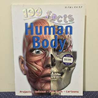 100 Facts Human Body 🚹🚺