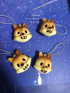 2 for $5 mailed!!Disney character squishy