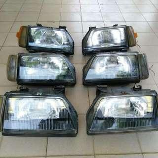 Honda Civic SB3 S.i headlamp with sidelamp