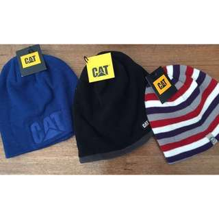 CAT Beanie Deal - Still with tags!!!