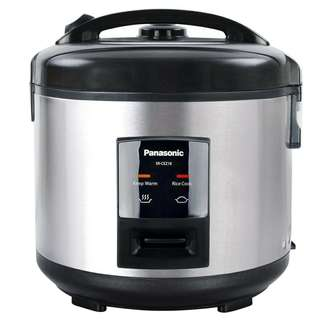 Panasonic Jar Rice Cooker 1.8L