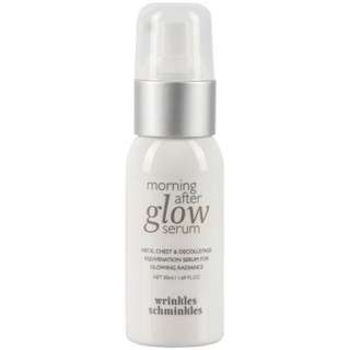 WRINKLES SCHMINKLES MORNING AFTER GLOW SERUM 50ml BRAND NEW & AUTHENTIC (PRICE IS FIRM)