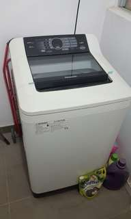Panasonic 8kg Top Load washing machine