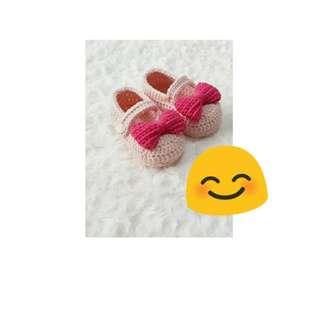 kasut crochet