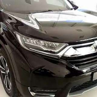 Promo all new honda crv turbo 1.5L prestige
