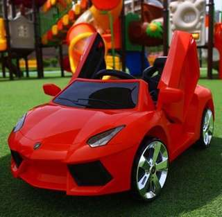 BN [Ride on] Ferrari Kids Electronic Toy Car
