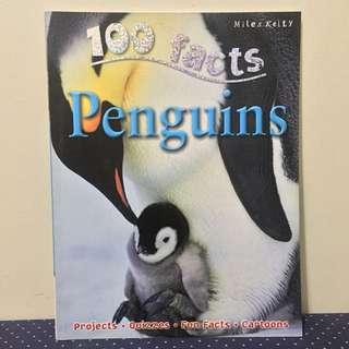 100 Facts Penguins 🐧