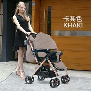 In stock /Baby Stroller/recline /sit /bidirectional