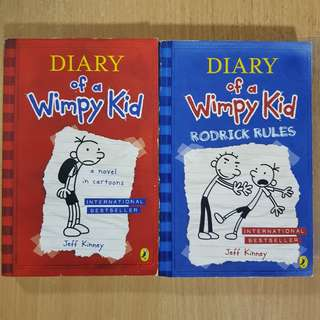 Dairy of a Wimpy Kid (3)