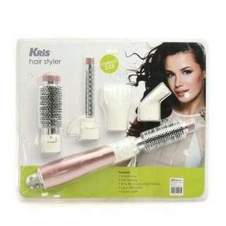 Kris Hair Styler - Compact Size - Untuk Rambut Cantik dan Bervolume