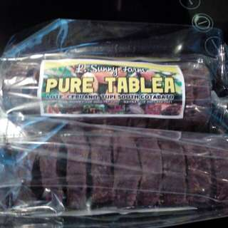 Pure Tablea from South Cotabato