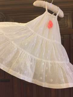 Girl Dress with cotton on
