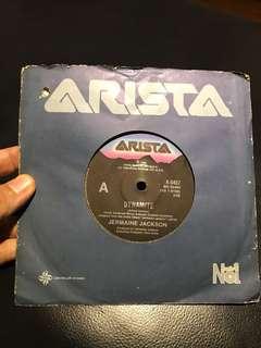 "Jermaine Jackson 7""Single Vinyl - Dynamite"