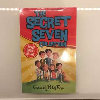 [Enid Blyton]The Secret Seven Collection