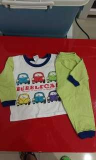 Anakku 1 yo pyjamas