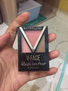 maybelline v face