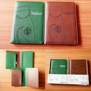 Taiwan Starbucks Passport Cover