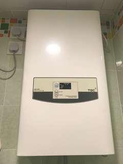 煤氣熱水爐