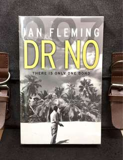 《New Book Condition +James Bond 007 Thriller Collection 》IAN FLEMING : DR NO (There Is Only One Bond)
