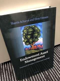 Endowment Asset Management