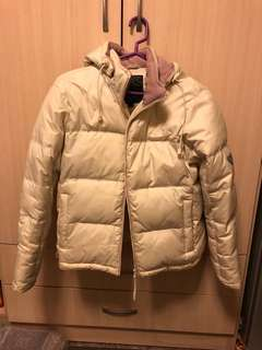 🚚 搬家出清 超保暖白色羽絨外套 原價3280元