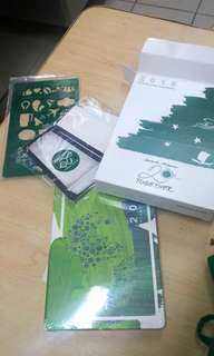 Starbucks Planner 2018 GREEN