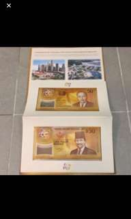 $108 left 2set 50th Anniversary of the Agreement