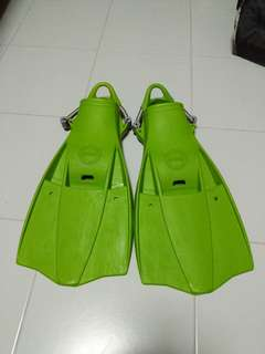 Aquatec Jet Fins (medium)