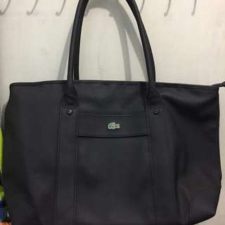 REPRICED Lacoste bag authentic