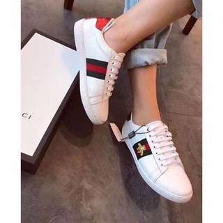 Gucci shoes authentic quality. With paperbag, box, dustbag & hk receipt